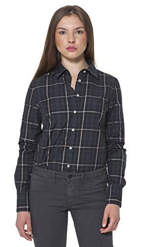 Fred Perry Camisa Mujer Negro S