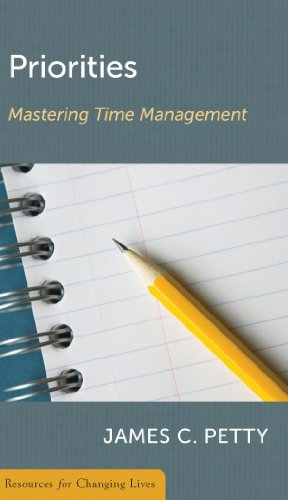 Priorities: Mastering Time Management