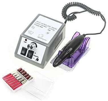Electric Manicure Boor 20.000 RPM Electric Manicure freesmachine Nail Drill Bits Pedicure nagelriem Acryl