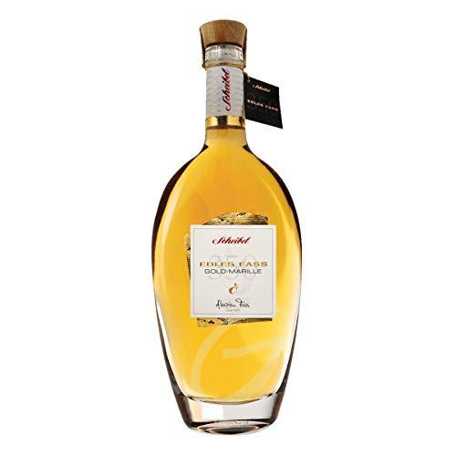 Gold-Marillen Brand Edles Fass Scheibel Brennerei Brand (1 x 0,7 Ltr)