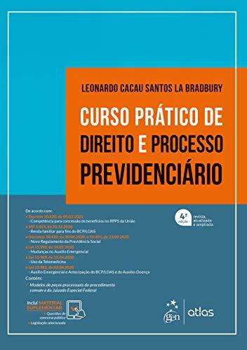 Curso Prático de Direito e Processo Previdenciário