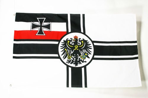 3x5 Foot German State Ensign Flag Germany Eagle Flags Polyester Grommets 100D