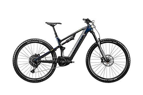 whistle b-rush c6.1 carbon mtb full elettrica mountain e-bike 29'' bosch 625wh (17,5''(mt.1,65/1,75))
