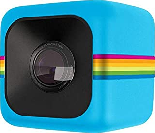 Polaroid Cube Full HD Mini Action Camera - Blue