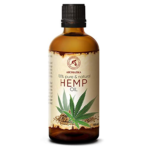 Hanföl 100ml - Cannabis Sativa Seed Oil...