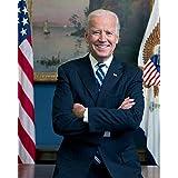 """ジョー・バイデン副大統領写真 2013年の歴史的なアートワーク 5"""" x 7"""" 100149-1001-1011"""