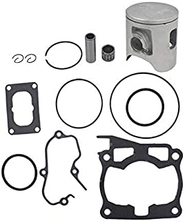 labwork Piston Rings Gasket O-Ring for Set Fit for Yamaha Yz 125 YZ125 1998-2001