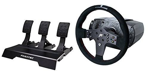 Lot complet Fanatec CSL Elite pour Xbox One et PC