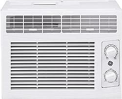 commercial GE window air conditioner AHV05LZ 5050 BTU 115V white 3000 btu air conditioner