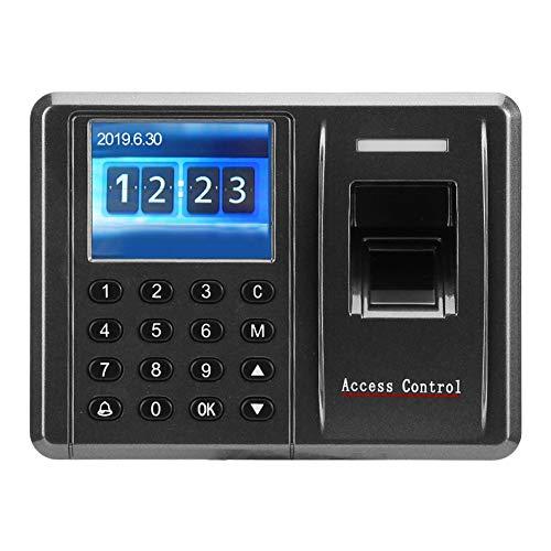 Rilevatore Presenze Con Impronta Digitale Rilevatore Presenze Dipendenti Rilevazione Presenze Con Lettore Biometrico Lettore Di Schede RFID TCP IP LCD Con Controllo Accessi E Impronte Digitali