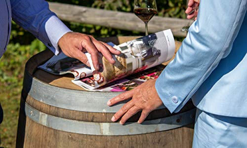Stehtisch Tisch aus Holzfass Weinfass - 9