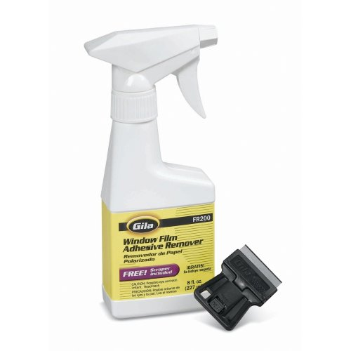 GILA FR200 Window Film Removal Tool Kit- 8 fl. oz.