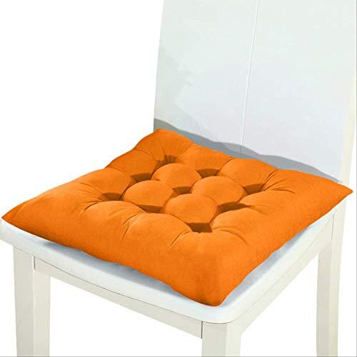 Kussen voor op kantoor, bar, stoelen, achterbank, sofakussen, nekkussen, stoelkussen, decoratie voor thuis. 50x50cm Azul