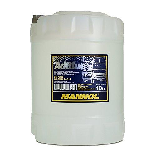MANNOL 1 x 10L AdBlue/Diesel LKW u. PKW SCR Harnstofflösung