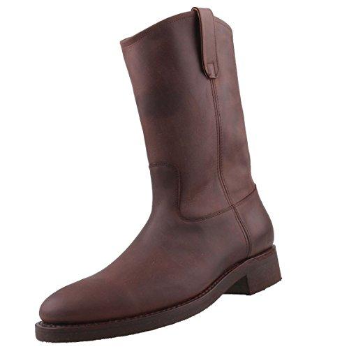 Sendra Boots, Stivali Uomo Marrone Marrone, Marrone (Marrone), 42 EU