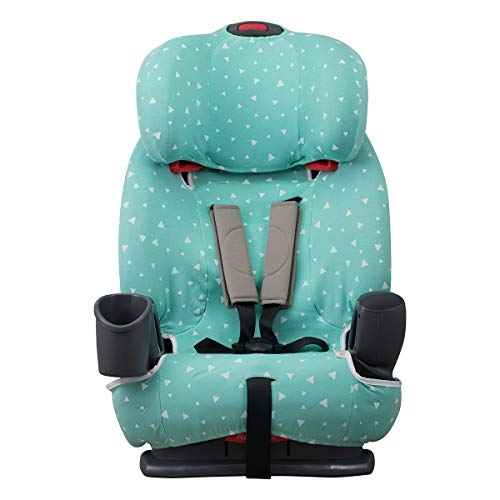 JANABEBE Cover - Liner Compatible with Graco Nautilus (Mint Sparkles)