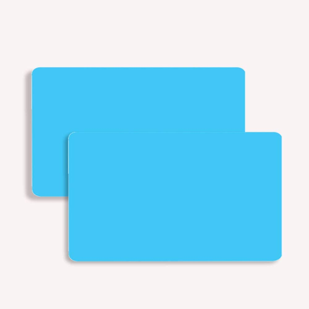 Extre Large Multipurpose Silicone Heat Resistant Nonskid Table Mat , for Baby Silicone Place mats for Kids ,Pizza Mat , Table Mat, Placement Mat,Heat Resistant (2pack)(23.2''15.5'', Blue)