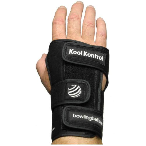 bowlingball.com Kool Kontrol Bowling Wrist Positioner (Large, Right)