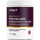 Collagen Powder, Gold Standard Bovine Collagen Peptides Powder by Wellgard - High Levels of The 8 Essential Amino Acids, Collagen Supplement, Halal & Kosher, Made in UK