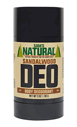 Sam's Natural Deodorant Stick