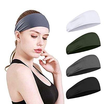 Amazon - Save 80%: Women's and Men's Headband Sports Anti-Sweat Band Headband S…