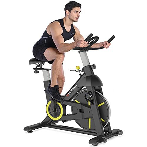 MBH Fitness Magnetic Exercise Bike