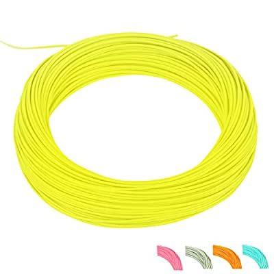 M MAXIMUMCATCH Maxcatch Best Price Fly Fishing Line (Weight Forward, Floating) and Fly Line Combo with Backing Leader and Tippet (1F/2F/3F/4F/5F/6F/7F/8F/9F/10F)