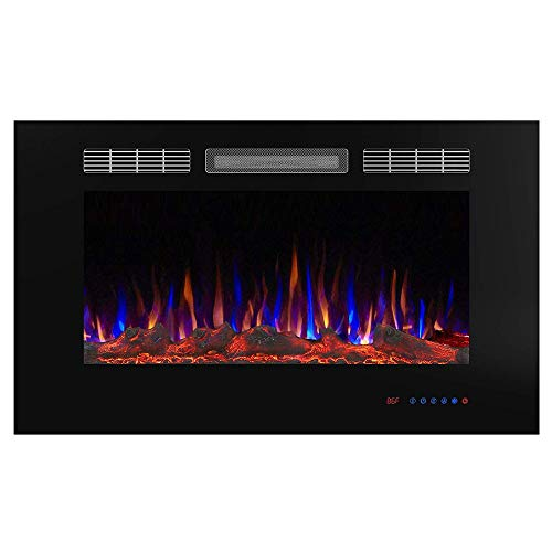 MMJ Electric Fireplace - 36
