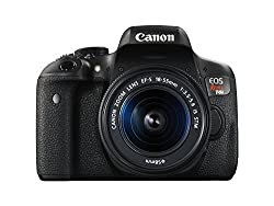 Canon EOS Rebel T6I Best dslr cameras 2019