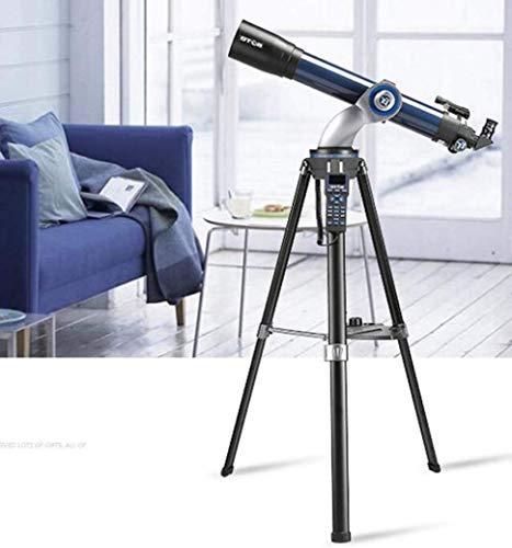 JIAWYJ Teleskop/astronomisches Teleskop, tragbares Monocular, GOB High-Speed-automatische Star-Refraction-Teleskop-Teleskop-Stargazing/Commodity-Code: WXJ-977
