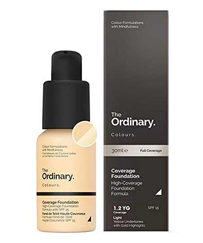 The Ordinary Coverage Foundation 1.2YG 30ml