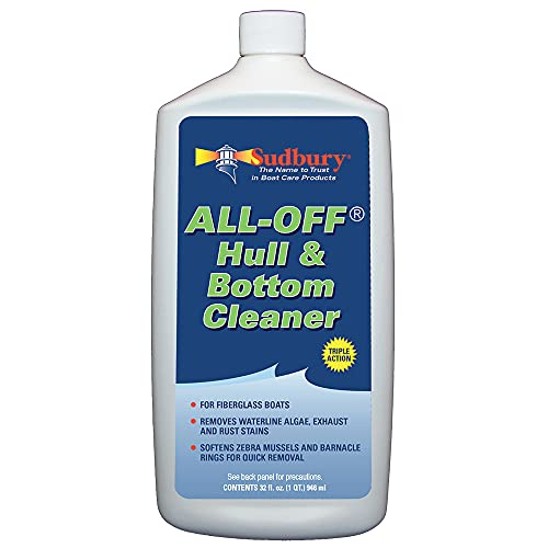 Sudbury 2032 All-Off Hull and Bottom Cleaner