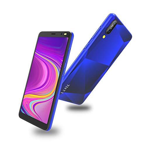 I KALL K9 4G Smartphone (6 Inch IPS Display, 2GB Ram, 16GB Storage, 4G Volte Dual Sim)