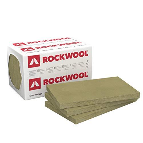 Rockwool Sonorock Trennwandplatte 40mm 7,5m² Dämmplatte Steinwolle Trockenbau Dämmung Ständerwerk
