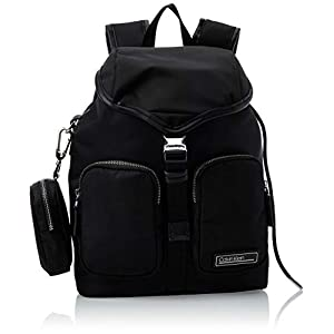 41gi X+2m1L. SS300  - Calvin Klein PRIMARY BACKPACKMujerBolsos bandoleraNegro (Black) 13x35x25 centimeters (B x H x T)