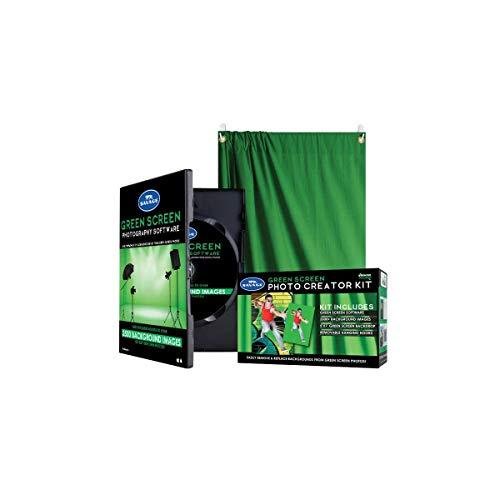 Savage Green Screen Photo Creator Kit with Digital Software