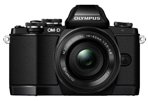 Olympus Om-D E-M10 14-42/3,5-5,6 M.zuiko Digital Ed EZ Black