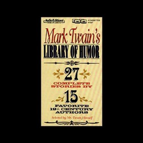 Mark Twain's Library of Humor  Audiolibri