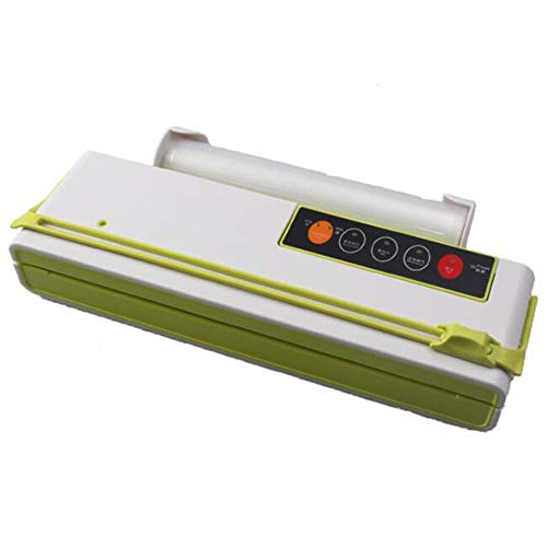 CZWNB Máquina de envasado de maquinaria de Alimentos para el hogar Máquina de vacío Comercial Máquina de Sellado al vacío de Nylon de Grano Compuesto,White