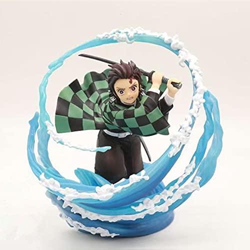 Demon Slayer Tanjirou Figuarts Zero Figura Modelo Juguetes 15Cm Anime Kimetsu No Yaiba Breath of Water PVC Figuras De Acción Modelo De Figura En Caja