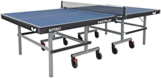 Easyplay 22 Table Tennis Table - 3 Year Warranty - Quick Assembly - Heavy Duty - Net Included