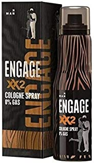Engage Cologne Men Spray - XX2 (150ml) (Pack of 3)