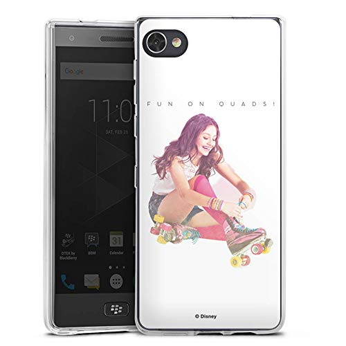 DeinDesign BlackBerry Motion Silikon Hülle Case Schutzhülle Soy Luna Merchandise Fanartikel Disney