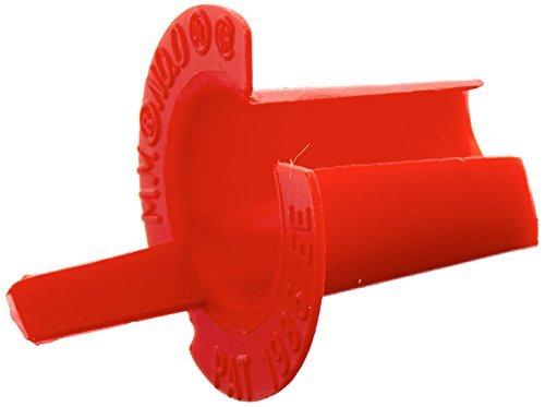 Halex 75400 35 Count 5/16-Inch Plastic Anti-Short Bushing by Halex