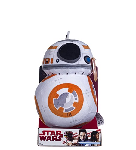 Star Wars - Peluche BB-8 de 25 cm, Multicolor (23870)