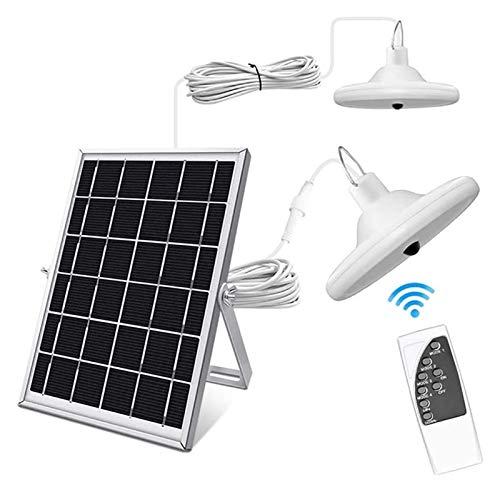 YCRCTC Solar Lights Outdoor Indoor, Motion Sensor Lamp Waterproof Ip65 Remote Control, Motion Sensor Solar Wall Lamp for Garden, Shed,Yard,Patio,Barn (Color : Warm Light, Size : C)