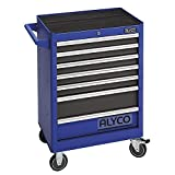Alyco 192710 - Carro movil de 7 cajones ALYPLUS sin panel 680 x 460 x 1000 mm 65 Kg