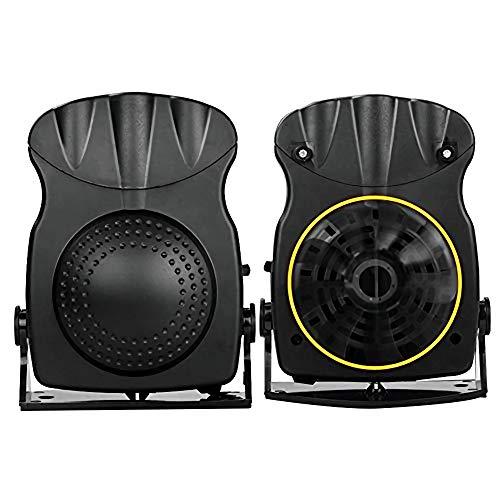 OFKPO 12V Allestimenti Interni Riscaldamento Portatile per Auto Ventola di Raffreddamento,Sbrinatore, Anticondensa(150W)