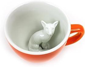 Fox Stainless Mug Black XL 400ml Edelstahlbecher