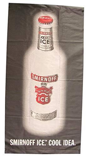 Smirnoff Vodka - Ice - Werbebanner ca. 120 x 60 cm